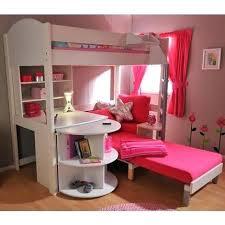 Loft Bed With Futon And Desk Loft Bed Futon Loft Bed With Desk And Chair Captivating Beds Futon