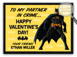 batman valentines card batman s day card di val18 harrison