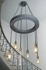 Industrial Lighting Chandelier Industrial Style Lighting Dutchglow Org