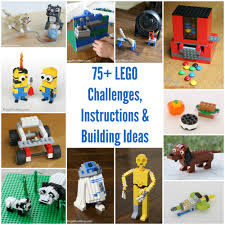 50 Lego Building Projects For Kids