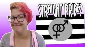 Straight Pride Flag An Argument For A Straight Pride Youtube