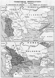 Map Of Europe Before And After Ww1 by Treaty Of Bucharest 1913 Wikipedia