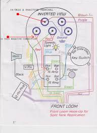 dyna single ignition wiring diagram hd 100 images fxr ignition