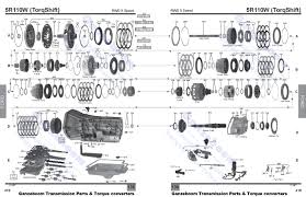 100 ford 6r60 repair manual zf4hp18 transmission