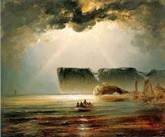 support de t駘駱hone portable pour bureau olje på lerret island borgøya lars hertervig 1867 kunst