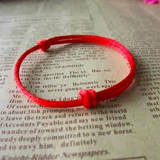 lucky charm red bracelet images 2 pcs jinao leonardo dicaprio lucky red rope bracelets bangle wax jpg