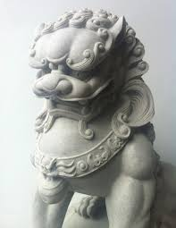 japanese guard dog statues granite fu temple lions foo dogs statue s s shop