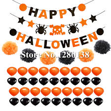 happy halloween banner compare prices on halloween balloons online shopping buy low