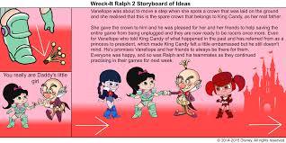 image wreck ralph 2 storyboard ideas 49 png disney fanon
