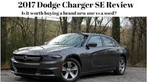 dodge charger se review hmongbuy 2017 dodge charger review