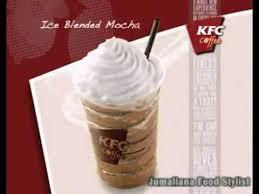 Coffee Kfc food stylist kfc coffee by jumaliana food stylist