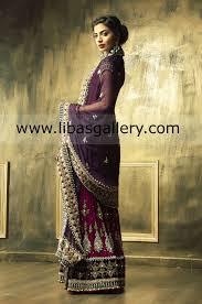 shahid bridal wear pakistani designer ammar shahid bridal dresses