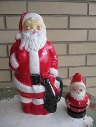 vintage homeco santa claus home interior christmas figurine