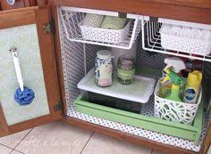 Kitchen Cabinet Organizer 17 Brilliant Ways To Organize With Magazine Holders Magazine