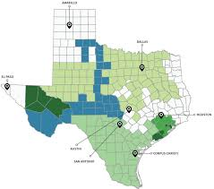 San Angelo Tx Map Texas Energy Utility Providers Tdus Find Your Tdu Quick