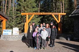 the bollmans thanksgiving in banff day 2