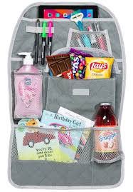 Amazon Travel Accessories Amazon Com Skarles Backseat Car Organizer For Driver Kids And
