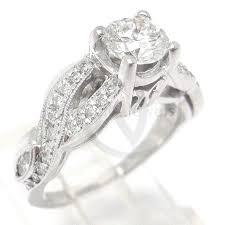 braided band marquise cut braided band diamond engagement ring r63