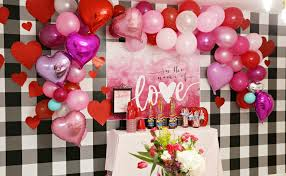 Valentines Day Decor Valentines Day Decor Party Ideas Classy Clutter