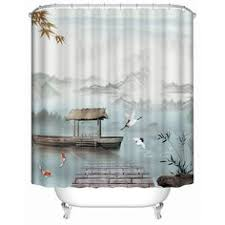 Curtains Birds Theme 200x100cm Willow Floral Sheer Curtains Panel Voile Tulle Window