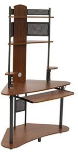 Tower Corner Computer Desk Computer Desk Tower Corner Student Room Office Wood Writing Table