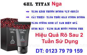 gel titan nga chính hãng và cách dùng hiệu quả cách làm to cậu nhỏ