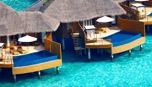 chambre sur pilotis maldives baros maldives