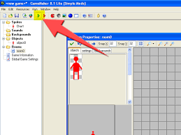 how to create a game with game maker 7 0 lite 9 steps