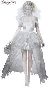 Corpse Bride Costume Corpse Bride Costume Bride Of Frankenstein Costume Zombie Bride