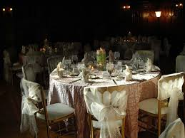 cheap wedding reception table with brown ideas wedding reception