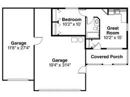 garage floor plan 16 best garage apartment guest house images on