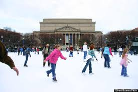 How To Make An Ice Rink In Your Backyard 10 Outdoor Ice Rinks In The Us You U0027ll Want To Skate Huffpost