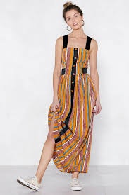 cue dress stripe on cue maxi dress shop clothes at gal
