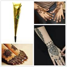 buy black henna tattoo and get free shipping on aliexpress com