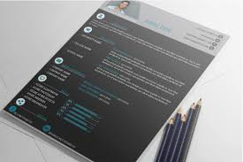 Web Design Resume Template Top 27 Best Free Resume Templates Psd U0026 Ai 2017 Colorlib
