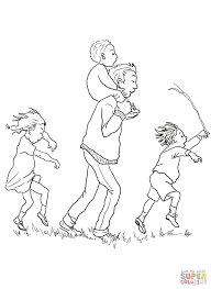 we u0027re going on a bear hunt coloring pages free coloring pages