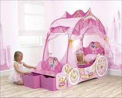 bedroom princess single bed frame toddler princess carriage