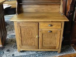 vintage hoosier kitchen cabinet antique boone oak 2 piece kitchen cabinet from breadandbutter on