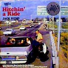 Hitchin A Ride Vanity Fair Jack Reno Jack Reno Hitchin A Ride Lp Vinyl Record 2810