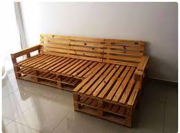 fabriquer canapé d angle en palette fabriquer canape palette fabriquer un banc en bois de palette
