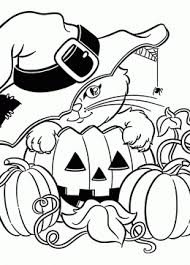halloween coloring pages kids big collection pictures