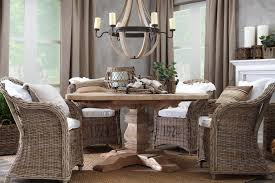 Dining Room Wicker Chairs Dining Room Chairs To Complete Your Dining Table Designwalls