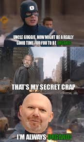 Organic Meme - shitpost uncle guggie now might be a really good time for you to