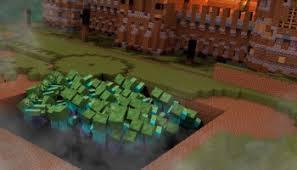 Challenge Minecraft Minecraft Zombies Vs Base Base Defense Apocalypse