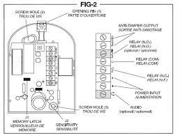 how to wire glass break detector security burglar alarm system