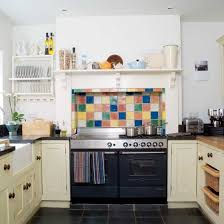 Style Of Kitchen Design Country Style Kitchen Belfast Sink Color Tile And Country Style