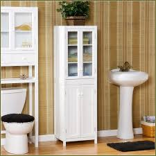 Bathroom Shelf Over Sink Bathroom Bathroom Towel Cabinet And Utility Shelf Over White