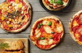 cuisine pizza a list of the most popular pizzas