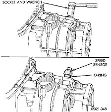 dodge ram 2500 transmission problems 97 ram2500 318 motor 518 trans overdrive section snapring