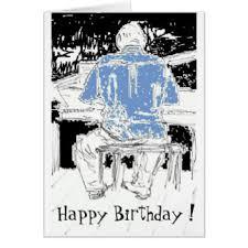 music birthday greeting cards zazzle co uk